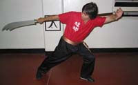Chow Gar Training - Forms
