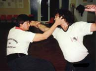 Chow Gar Training - Sparring